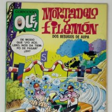 Cómics: MORTADELO Y FILEMÓN EDICIONES B. Lote 182510346