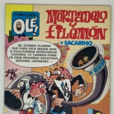 Cómics: MORTADELO Y FILEMÓN EDICIONES B. Lote 182510620
