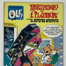 Cómics: MORTADELO Y FILEMÓN EDICIONES B. Lote 182510731