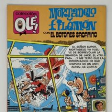 Cómics: MORTADELO Y FILEMÓN EDICIONES B. Lote 182510812
