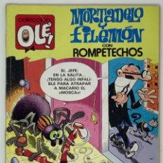Cómics: MORTADELO Y FILEMÓN EDICIONES B. Lote 182511181