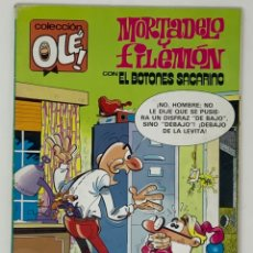 Cómics: MORTADELO Y FILEMÓN EDICIONES B. Lote 182511346