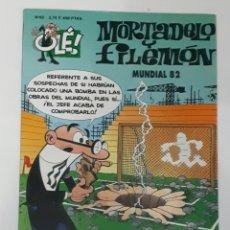 Cómics: MORTADELO Y FILEMON. MUNDIAL 82. Lote 182632748