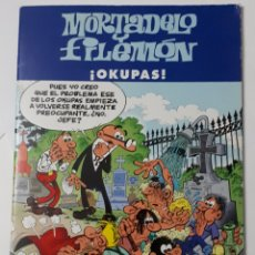 Cómics: MORTADELO Y FILEMON. ¡OKUPAS!. Lote 182634200