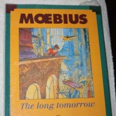 Cómics: MOEBIUS - THE LONG TOMORROW - IMPRESCINDIBLE -. Lote 182725238