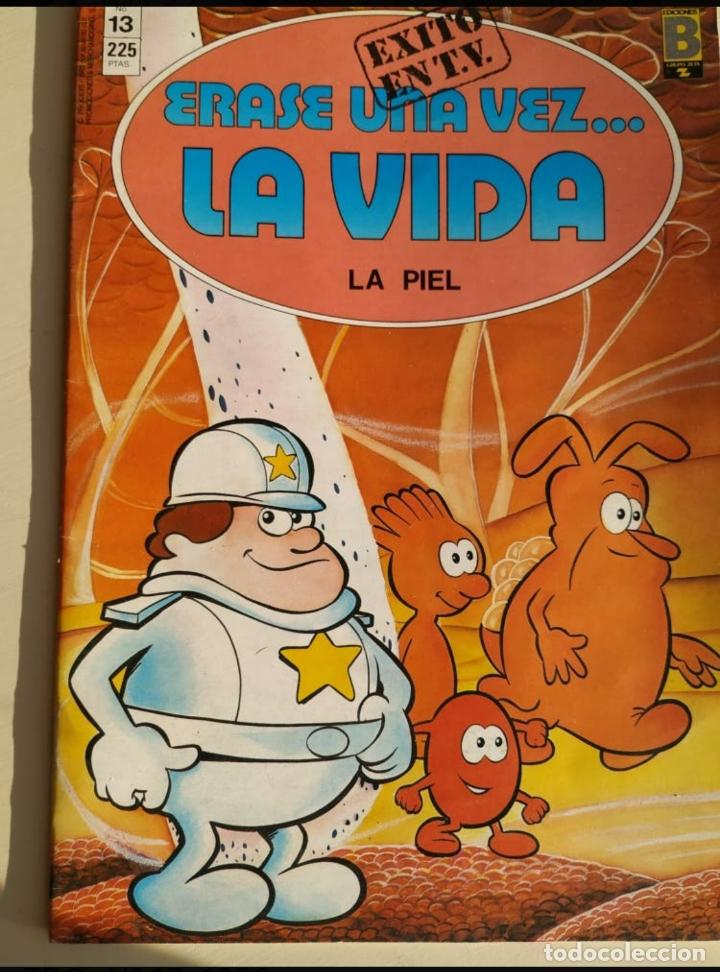 Cómics: Lote de 4 tebeos: Heidi, TBO, Zipi y Zape, Érase.. - Foto 3 - 182741833