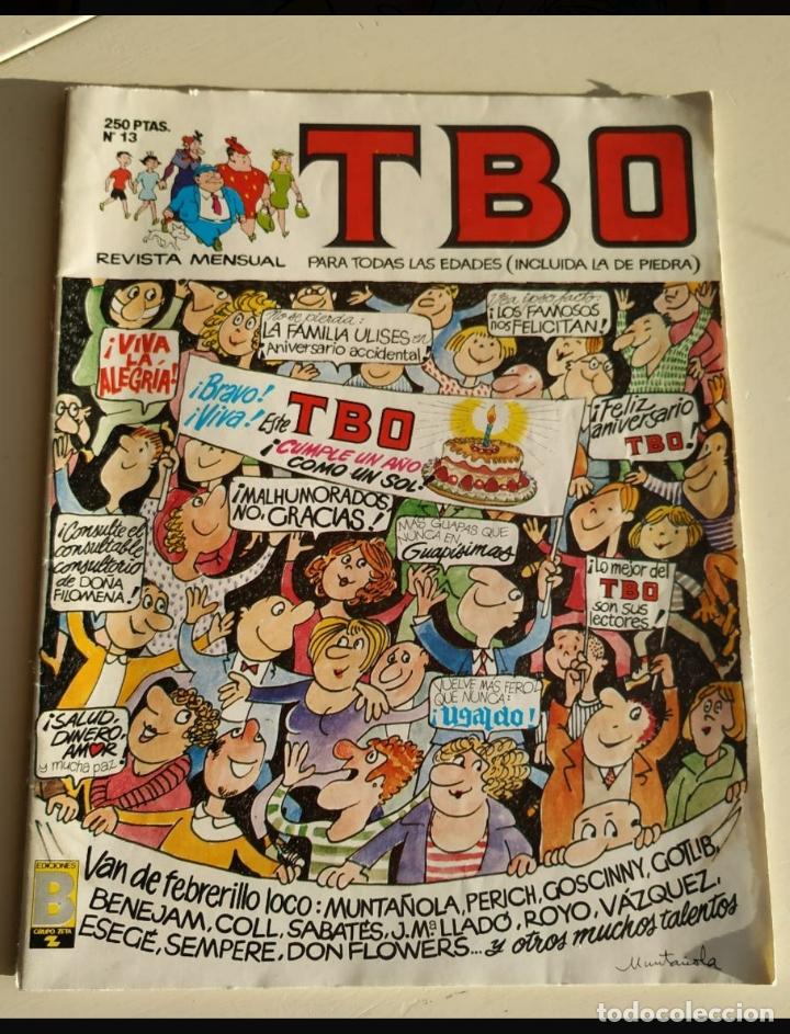 Cómics: Lote de 4 tebeos: Heidi, TBO, Zipi y Zape, Érase.. - Foto 4 - 182741833