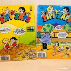 Cómics: DOS CÓMICS DE ZIPI Y ZAPE EDICIONES B GRUPO Z. Lote 182858562
