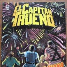 Cómics: CÓMIC DE EL CAPITÁN TRUENO AÑO 1987 Nº 85 EDICIÓN HISTÓRICA DE EDICIONES B. Lote 182979033