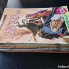 Cómics: LOTE 20 TEBEOS / CÓMIC GRANDES AVENTURAS N 2 AL 35 JOYAS LITERARIAS 250 BRUGUERA. Lote 182997186