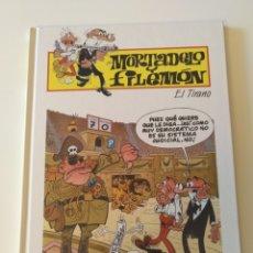 Cómics: MORTADELO Y FILEMÓN - EL TIRANO - TAPA DURA PLURAL. Lote 183224885