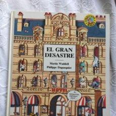 Cómics: EL GRAN DESASTRE (MARTIN WADDELL). Lote 183293940
