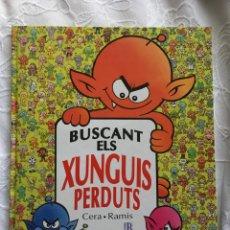 Cómics: BUSCANT ELS XUNGUIS PERDUTS. Lote 183294068