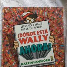 Cómics: DÓNDE ESTÁ WALLY AHORA - MARTIN HANDFORD. Lote 183294666