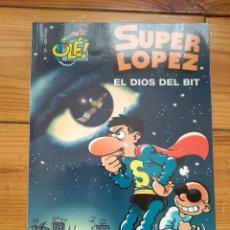 Cómics: SUPER LÓPEZ Nº 37 - MUY BUEN ESTADO - D2. Lote 183655596