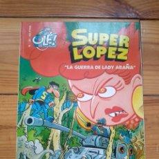 Cómics: SUPER LÓPEZ Nº 35 - BUEN ESTADO - D1. Lote 183655717