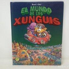 Cómics: EL MUNDO DE LOS XUNGUIS (RAMIS, CERA) PRIMERA EDICIÓN 1995. Lote 183771635