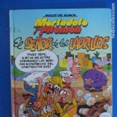 Cómics: COMIC DE GRANDES DEL HUMOR MORTADELO Y FILEMON AÑO 2004 Nº 102 DE EDICIONES B LOTE 28. Lote 183896620