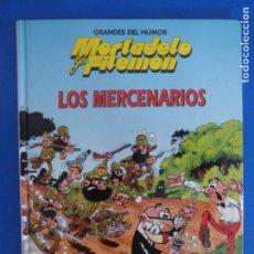 Comics : COMIC DE GRANDES DEL HUMOR MORTADELO Y FILEMON LOS MERCENARIOS AÑO 1997 Nº 7 DE EDICIONES B LOTE 28. Lote 183896962