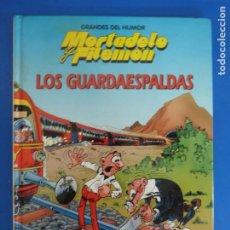 Comics : COMIC GRANDES DEL HUMOR MORTADELO Y FILEMON LOS GUARDAESPALDAS AÑO 1997 Nº 5 DE EDICIONES B LOTE 28. Lote 183897113