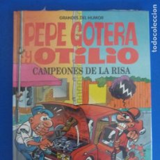 Cómics: COMIC DE GRANDES DEL HUMOR PEPE GOTERA Y OTILIO AÑO ???? Nº 3 DE EDICIONES B LOTE 28. Lote 183897681