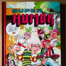 Cómics: SÚPER HUMOR VOLUMEN 52 (EDICIONES B, 1989). HISTORIETAS LARGAS DE MORTADELO Y EL BOTONES SACARINO. Lote 184016030