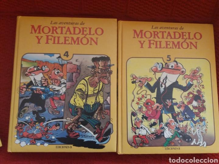 Cómics: LAS AVENTURAS DE MORTADELO Y FILEMÓN EDICIONES B - Foto 2 - 184055947