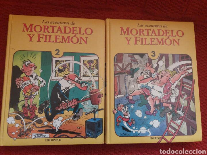 Cómics: LAS AVENTURAS DE MORTADELO Y FILEMÓN EDICIONES B - Foto 3 - 184055947
