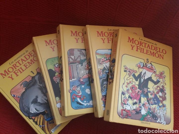 LAS AVENTURAS DE MORTADELO Y FILEMÓN EDICIONES B (Tebeos y Comics - Ediciones B - Humor)