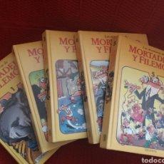 Cómics: LAS AVENTURAS DE MORTADELO Y FILEMÓN EDICIONES B. Lote 184055947