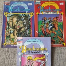 Cómics: HAWKMOON SERIE COMPLETA FIRST COMICS. Lote 132036010