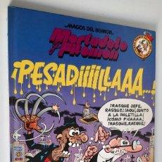 Cómics: MORTADELO Y FILEMON -PESADILLA - MAGOS DEL HUMOR 58 - 1A. EDICION. Lote 184293685