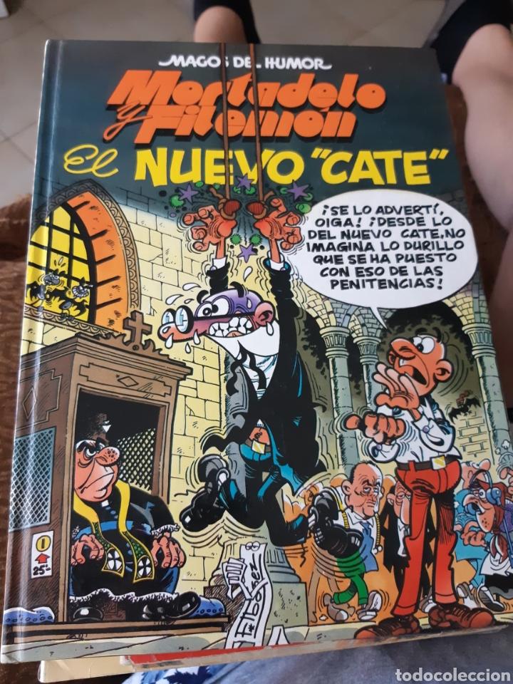TEBEOS-CÓMICS CANDY - MAGOS DEL HUMOR 50 - MORTADELO Y FILEMON - 1@ EDICIÓN- NUEVO CATE - AA99 (Tebeos y Comics - Ediciones B - Clásicos Españoles)