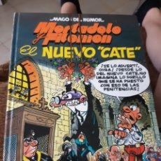 Cómics: TEBEOS-CÓMICS CANDY - MAGOS DEL HUMOR 50 - MORTADELO Y FILEMON - 1@ EDICIÓN- NUEVO CATE - AA99. Lote 184843572