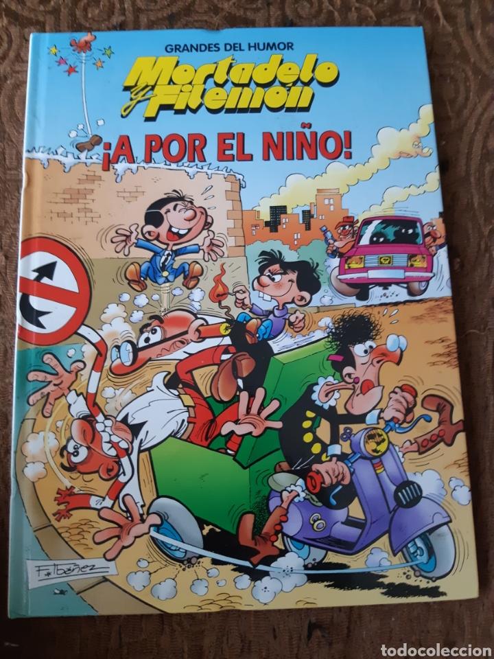 TEBEOS-CÓMICS CANDY - GRANDES DEL HUMOR 9 - A POR EL NIÑO - AA99 (Tebeos y Comics - Ediciones B - Clásicos Españoles)