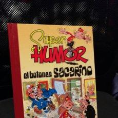 Cómics: SUPER HUMOR N°45 EL BOTONES SACARINO. Lote 185553152