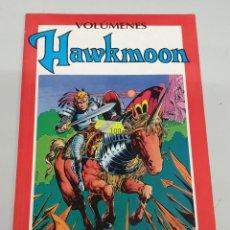 Cómics: HAWKMOON JOYA EN LA FRENTE RETAPADO Nº 1 / FIRST COMICS - TEBEOS S.A. 1988. Lote 47443162