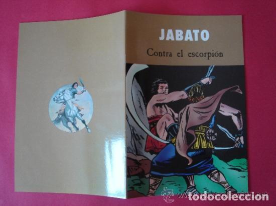 Cómics: JABATO Nº 4 (DE 4) CONTRA EL ESCORPIÓN. AUTOR, VÍCTOR MORA. EDICIONES B, AÑO 2003. VER FOTOS. - Foto 3 - 185752457