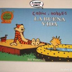 Cómics: CALVIN Y HOBBES Nº 12, COLECCIÓN FANS, EDICIONES B, 7A. Lote 185997797