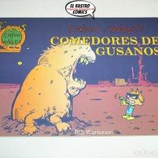 Cómics: CALVIN Y HOBBES Nº 11, COLECCIÓN FANS, EDICIONES B, 7A. Lote 185997985