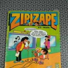 Cómics: TEBEO CÓMIC ZIPI Y ZAPE NÚMERO 8 1987. Lote 186150972