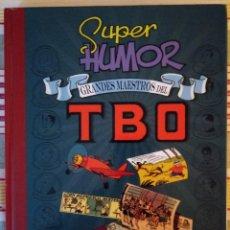 Cómics: SUPER HUMOR GRANDES MAESTROS DEL TBO - PROLOGO J.L. MARTÍN. Lote 186153908