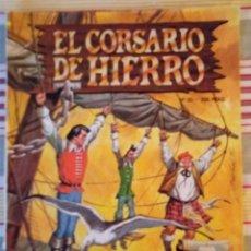 Cómics: EL CORSARIO DE HIERRO - Nº 33 - LA ISLA DE LOS ZOMBIES. Lote 186156438