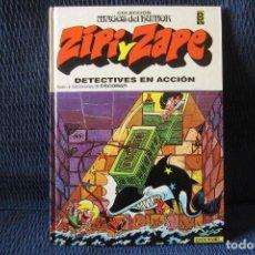 Cómics: ZIPI Y ZAPE. DETECTIVES EN ACCION. MAGOS DEL HUMOR 16 (1987) (EDICIONES B). Lote 186171556