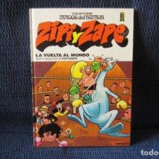 Cómics: ZIPI Y ZAPE. LA VUELTA AL MUNDO. MAGOS DEL HUMOR 13 (1987) (EDICIONES B). Lote 186172262