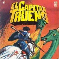 Cómics: EL CAPITÁN TRUENO-EDICIÓN HISTÓRICA- Nº 6 -GRAN AMBRÓS-1987-MUY DIFICIL-MUY BUENO-LEAN-2493. Lote 186259541