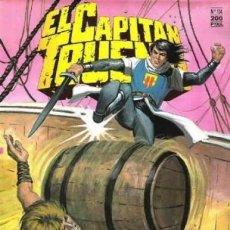 Cómics: EL CAPITÁN TRUENO-EDICIÓN HISTÓRICA- Nº 134 -GRAN CKAUDIO TINOCO-1989-MUY DIFICIL-MUY BUENO-2494. Lote 186260322