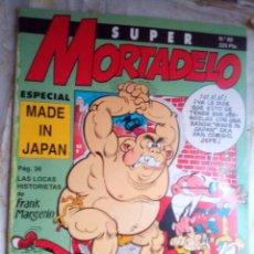 Cómics: SIPER MORTADELO-EDICIONES B- Nº 82 - ESPECIAL JAPON-1991-MUY RARO Y ESCASO-BUENO-LEAN-2496. Lote 186272786