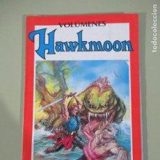Cómics: HAWKMOON TOMO RETAPADO Nº 3 INCLUYE LOS Nº 9 AL 11 - TEBEOS SA. Lote 186301728