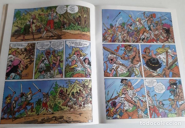 Cómics: GRAN AVENTURERO - 3 ENTREGAS: 1, 2 Y 3 - LOS MEJORES COMICS DE HOY - Foto 3 - 186319045